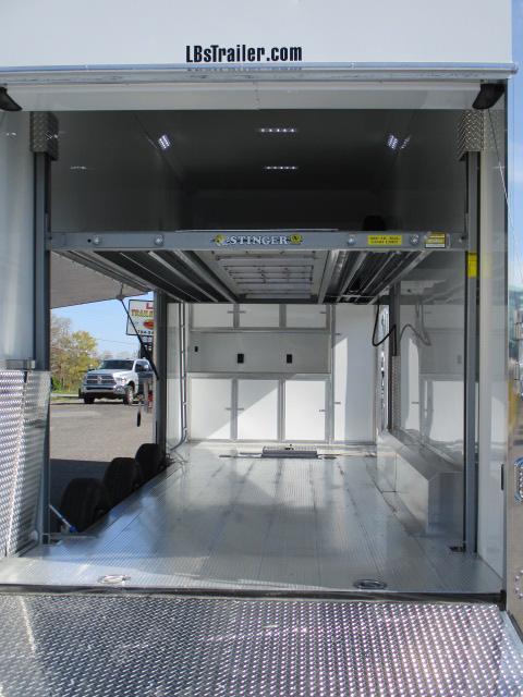 2019 Sundowner Trailers 26ft Stacker Car / Racing Trailer