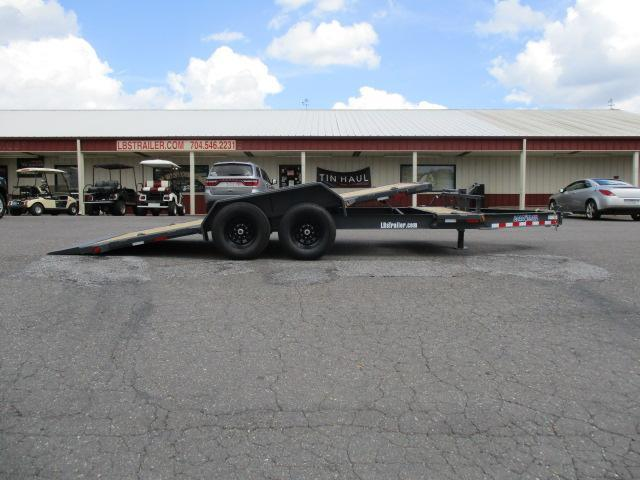 2019 Load Trail 83 x 18 Tilt Deck Utility Trailer