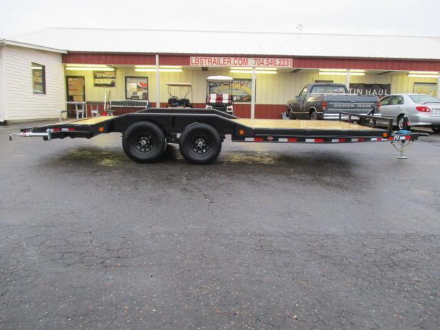 2020 PJ Trailers 20ft Buggy Hauler Car / Racing Trailer