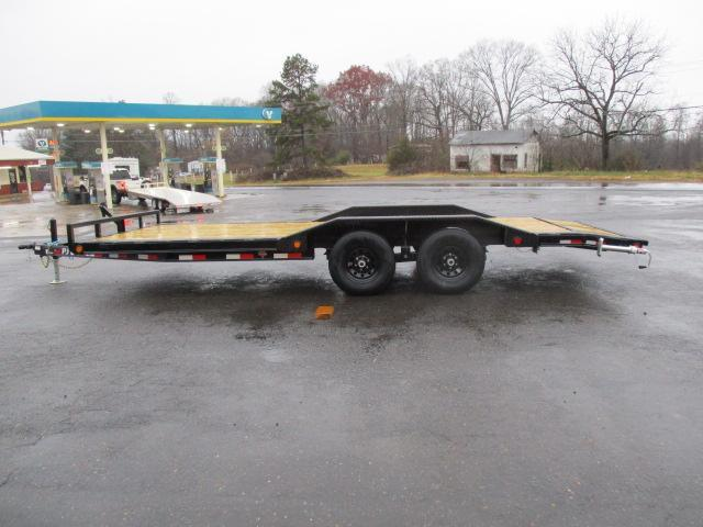 2020 PJ Trailers 20ft Buggy Hauler Car / Racing Trailer
