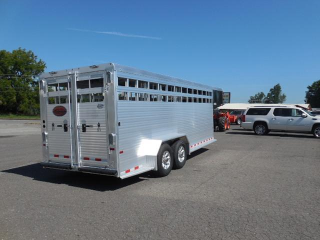 2017 Sundowner Trailers 20ft Rancher RS Livestock Trailer