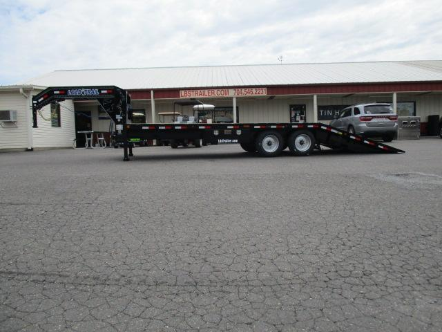 2020 Load Trail 102 x 26 Hyd Dove Equipment Trailer