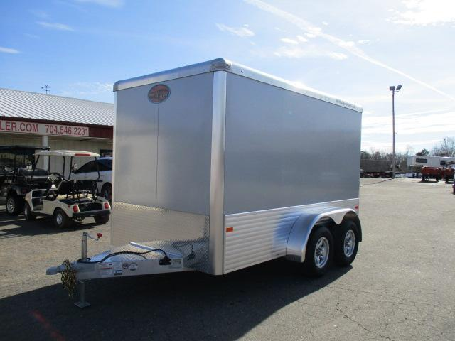 2019 Sundowner Trailers 12ft Enclosed Cargo Trailer