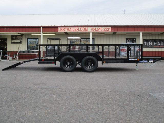 2020 Load Trail 77 x 14 Landscape Utility Trailer