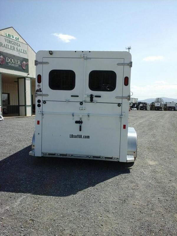 2020 Trails West Royale BP Plus Horse Trailer