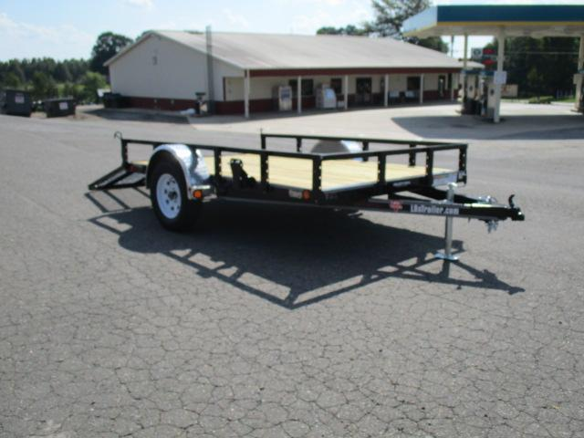 2020 PJ Trailers 10ft x 77in SA Utility Trailer