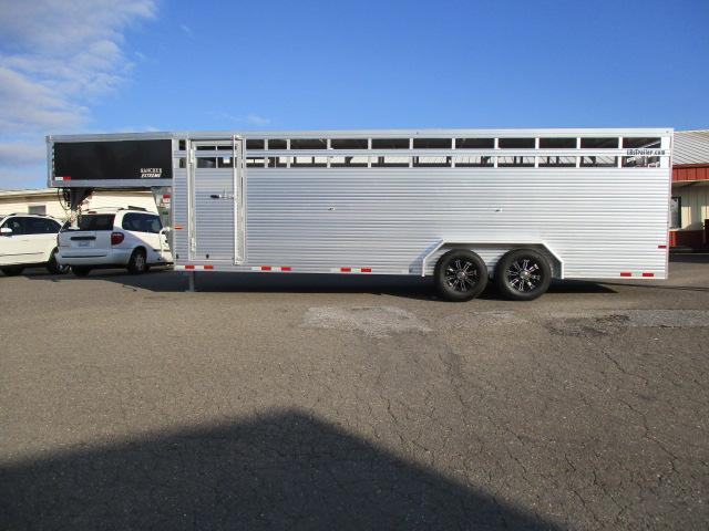2020 Sundowner Trailers 24' Rancher XP Livestock Trailer