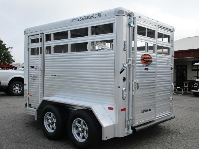 2019 Sundowner Trailers 12ft Stockman XP Livestock Trailer