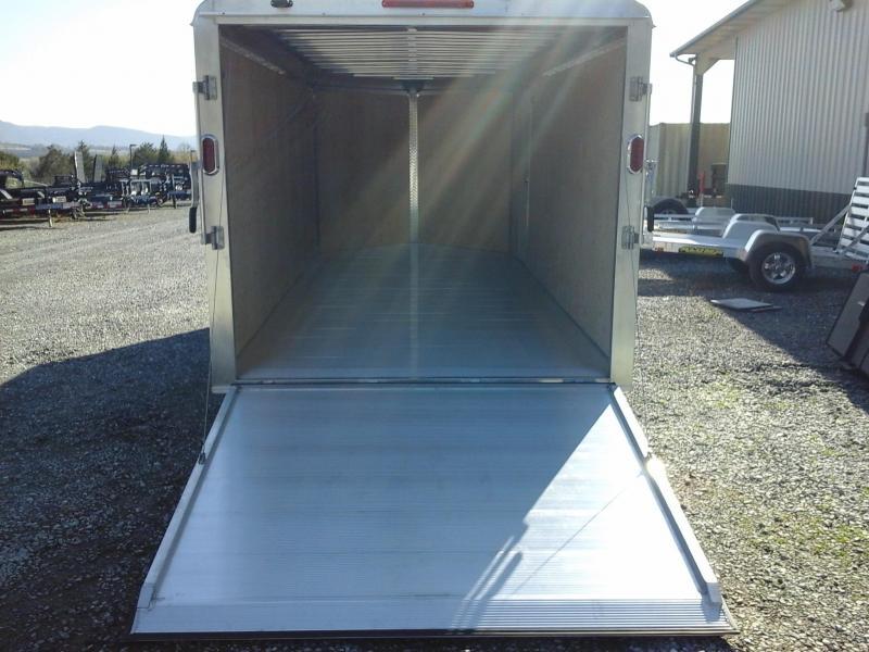 2019 Aluma AE716 TA Enclosed Cargo Trailer