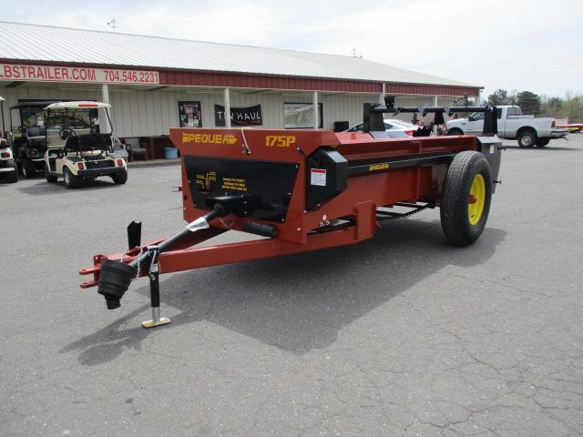 2019 Pequea 175 PTO Manure Spreader Farm / Ranch