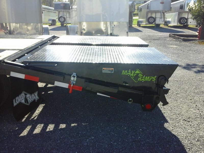 2019 Load Trail 102x25 TA Low-Pro GN Equipment Trailer