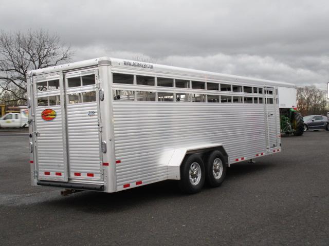 2020 Sundowner Trailers 24ft Rancher XP Livestock Trailer