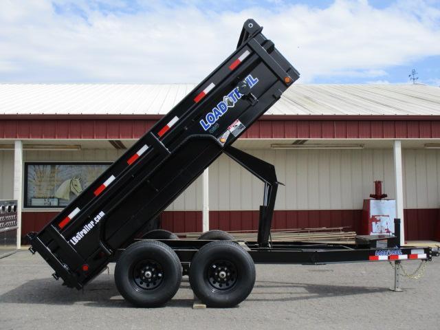 2020 Load Trail 72 x 12 Dump Trailer