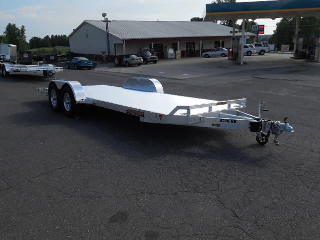 2016 Aluma 8220HB Car / Racing Trailer
