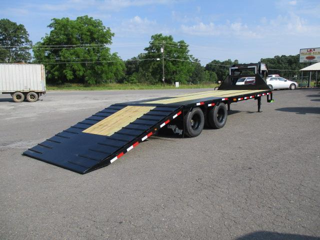 2019 Load Trail 102 x 28 Low Pro Hyd Dove Equipment Trailer