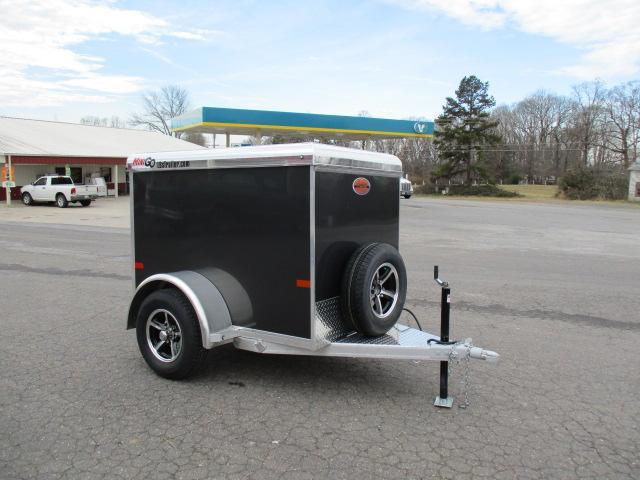 2019 Sundowner Trailers Mini Go 4 x 6 Enclosed Cargo Trailer