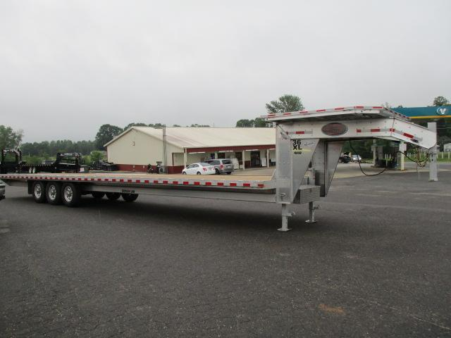 2019 Sundowner Trailers 36ft Equipment Trailer