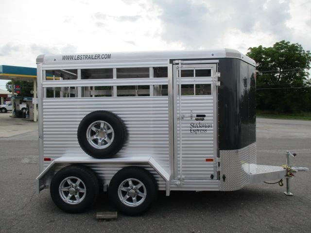 2020 Sundowner Trailers 12ft Stockman Express Livestock Trailer