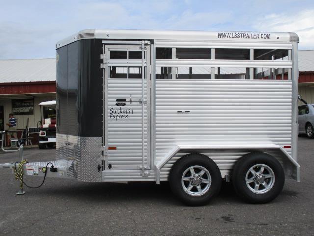 2020 Sundowner Trailers 12ft Stockman Express Livestock Trailer