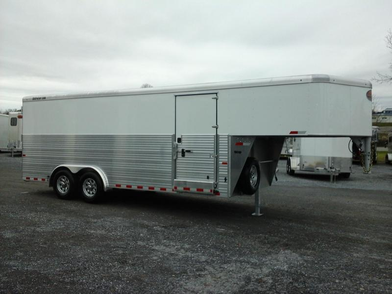 2018 Sundowner Trailers 20ft GN Enclosed Cargo Trailer