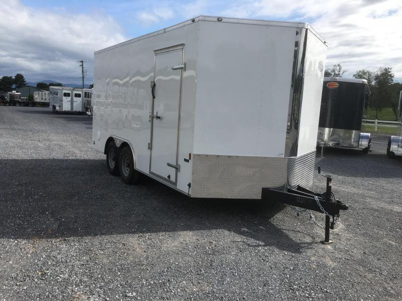 2020 Continental Cargo 8.5x16 TA Enclosed Cargo Trailer