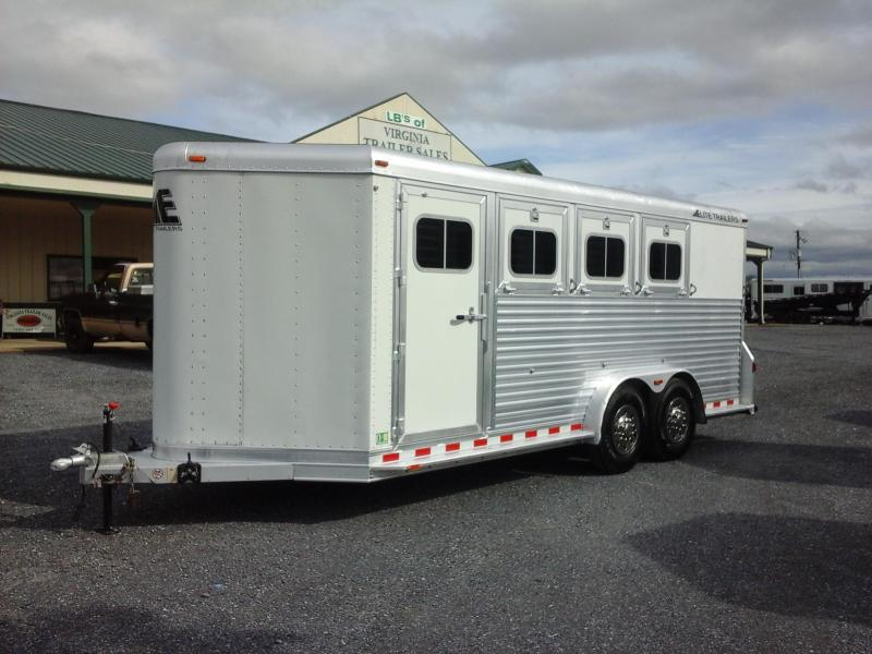 2007 Elite Trailers 4H SL BP Horse Trailer