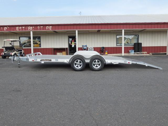 2016 Aluma 8216B Car / Racing Trailer
