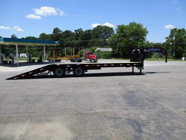 2020 Load Trail 102 x 30 Low Pro Hyd Dove (12k) Equipment Trailer