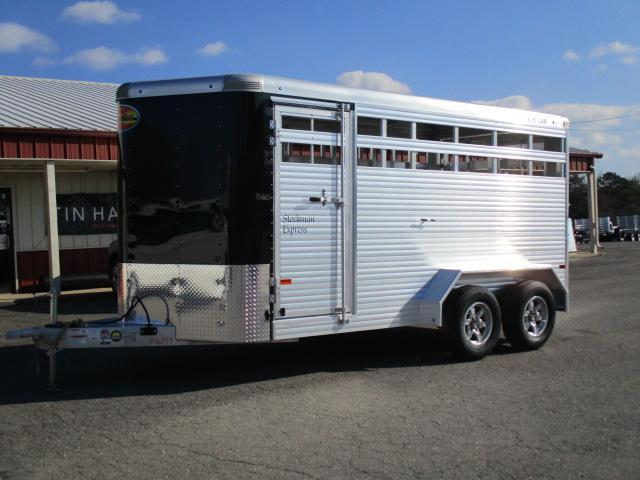 2020 Sundowner Trailers 16' Stockman XP Livestock Trailer