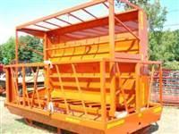 2016 Pequea 510 ES - Feeder Wagon Hay / Forage