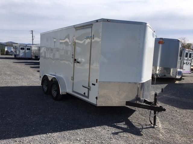 2021 Continental Cargo GANS714TA2 Enclosed Cargo Trailer