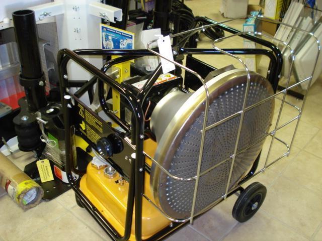 2015 VAL6 KBE5S Infrared Heater