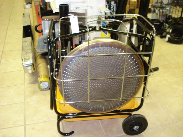 2015 VAL6 KBE5S Infrared Heater