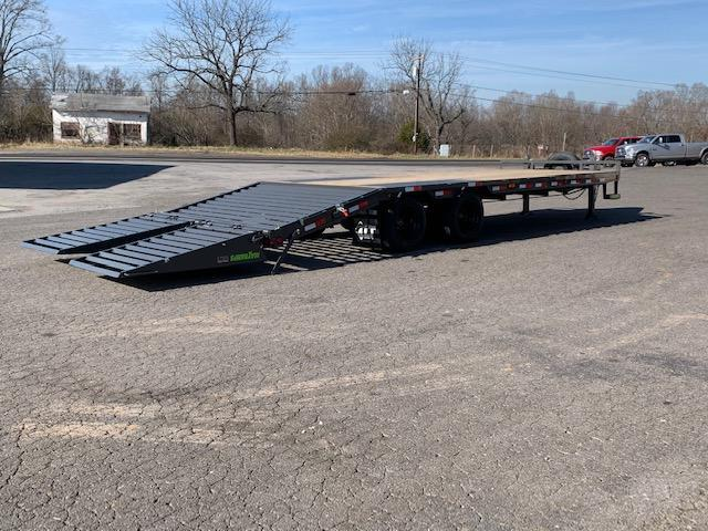 2020 Load Trail 102 x 25 Low Pro Equipment Trailer