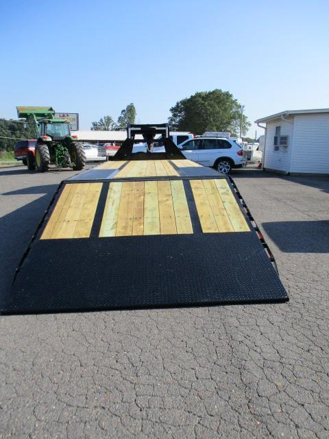 2020 Load Trail 102 x 28 Low Pro Hyd Dove (10k) Equipment Trailer