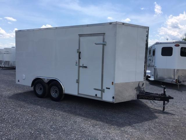2021 Continental Cargo 8.5 X 16 TA Enclosed Cargo Trailer