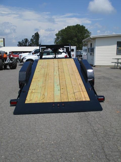 2020 Load Trail 24' Tilt Deck Equipment Trailer