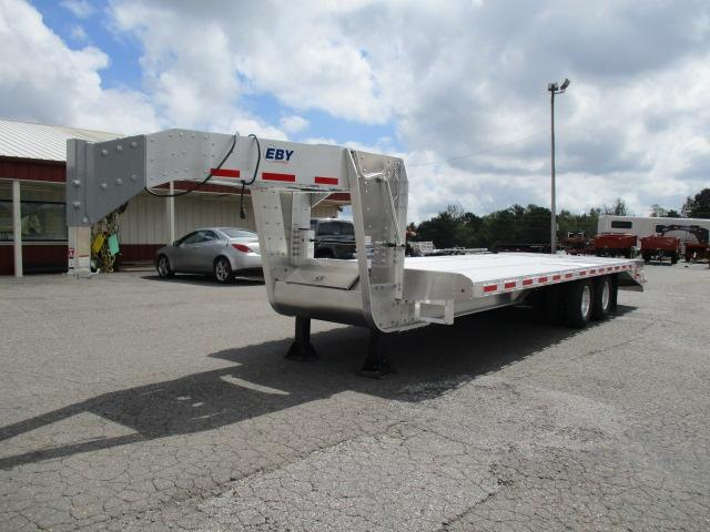 2019 Eby Trailers 20 + 5 Equipment Trailer