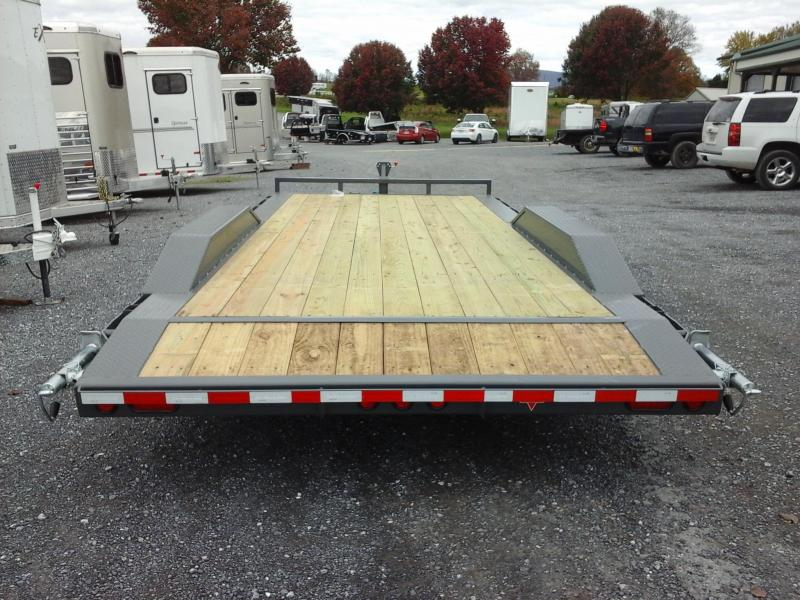 2019 PJ Trailers 20ft Buggy Hauler Car / Racing Trailer