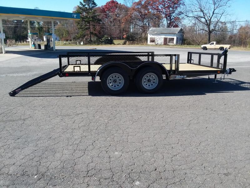 2018 Load Trail 83 x 14 Equipment Trailer