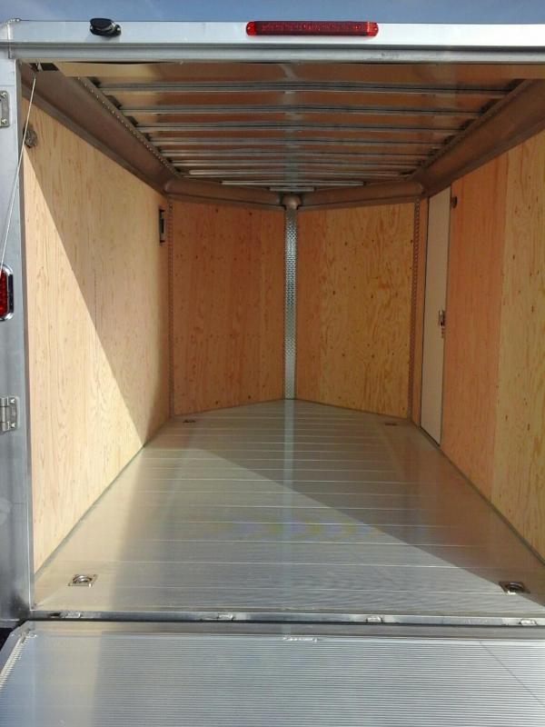 2020 Aluma 7x12 TA Enclosed Cargo Trailer