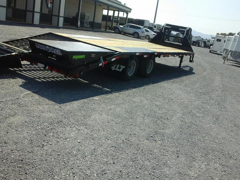 2019 Load Trail TA Low-Pro GN Equipment Trailer