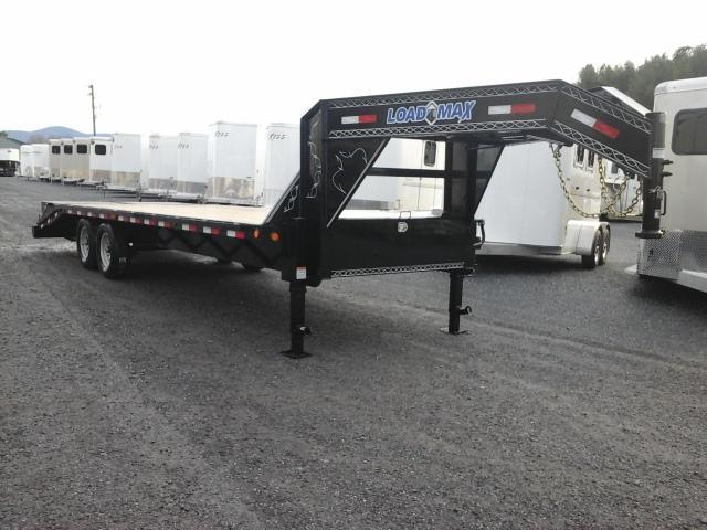 2015 Load Trail 102X25 HD GN Equipment Trailer