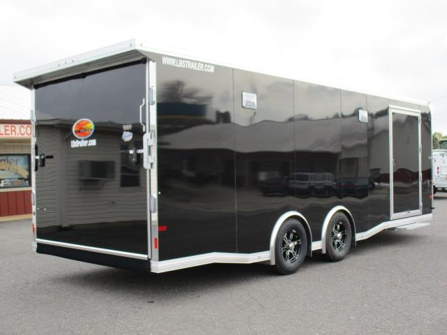 2020 Sundowner Trailers 24ft RCS Car / Racing Trailer