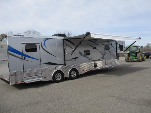 2019 Sundowner Trailers 3986 Open Toy Hauler