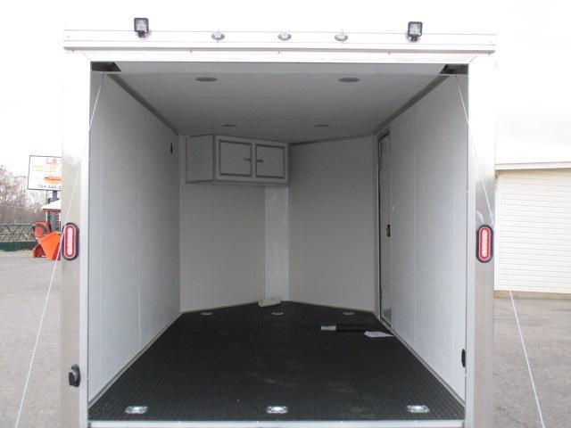 2019 Continental Cargo 7 X 14 Enclosed Cargo Trailer