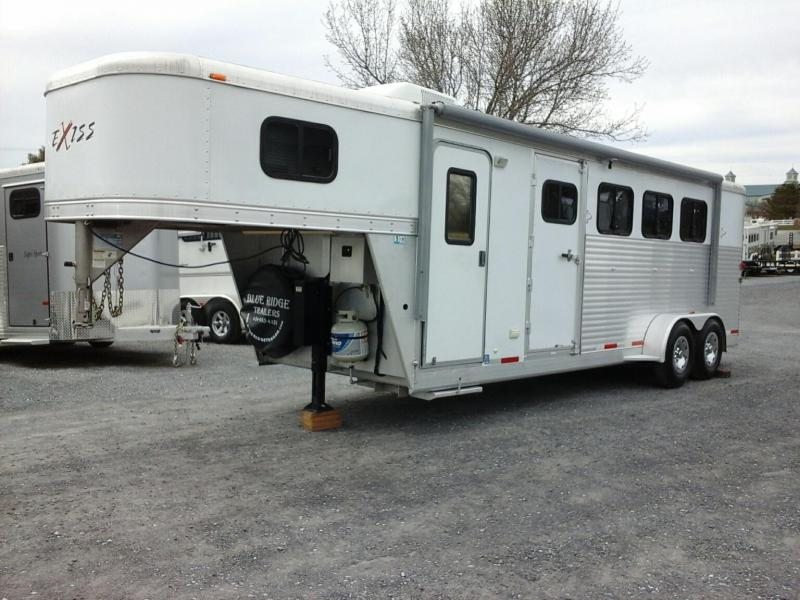 Stupendous 2019 Elite Trailers 2 1 Horse Trailer Lexington Va Flatbed And Wiring Cloud Hisonuggs Outletorg