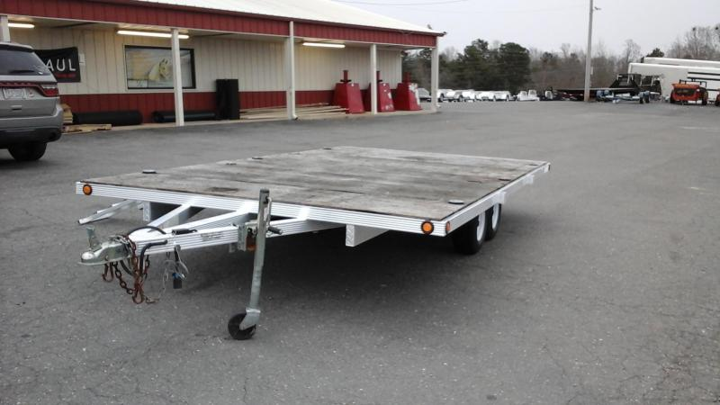 Clearance 2008 Thule Trailers BP A98x14R ATV (3 place) ATV Trailer