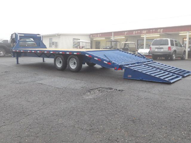 2016 Load Trail 102 x 25 Equipment Trailer