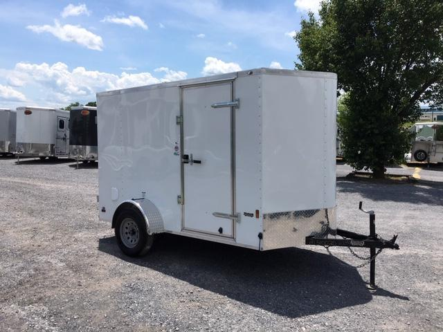 2021 Continental Cargo 6 x 10 SA Enclosed Cargo Trailer